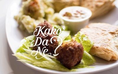 restoran Kako da ne u Tkalčićevoj ulici u Zagrebu